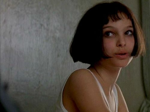 Natalie Portman as Mathilda