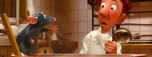 Remy + Linguini