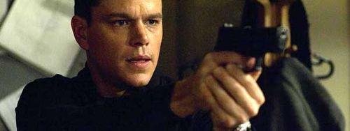 Matt Damon is Jason Bourne!