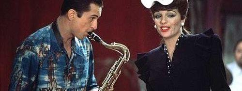Robert De Niro + Liza Minnelli